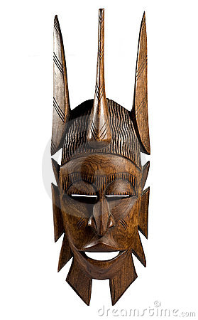 Free African Mask Stock Photos - 10450433