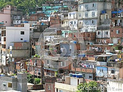 African neighborhood