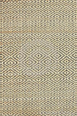 African pattern mat