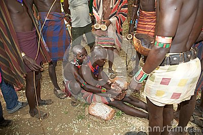 African people Editorial Image