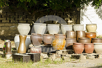 African pottery for sale