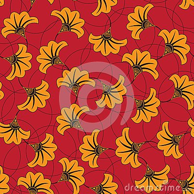 Free African Print Royalty Free Stock Photo - 40278815