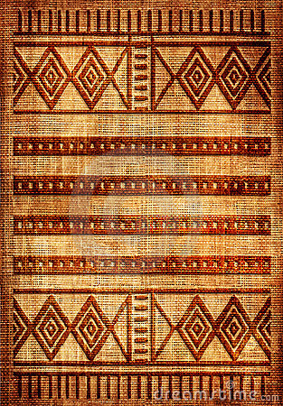 Free African Rug Stock Images - 4781124
