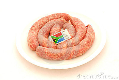 African sausages