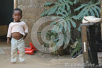 African School children Editorial Stock Image