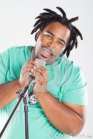 African singer