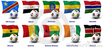 African Soccer Nations - 2 of 4
