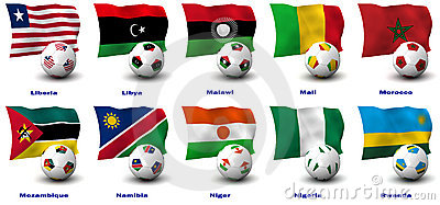 African Soccer Nations - 3 of 4