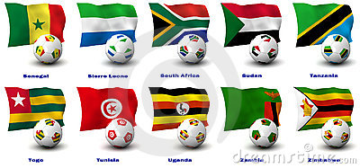 African Soccer Nations - 4 of 4