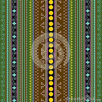 African texture