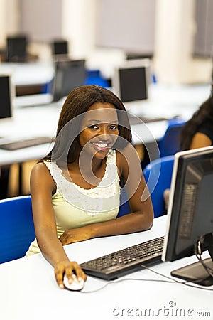 African university computer room