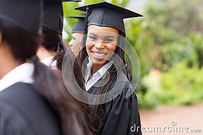 African university graduate
