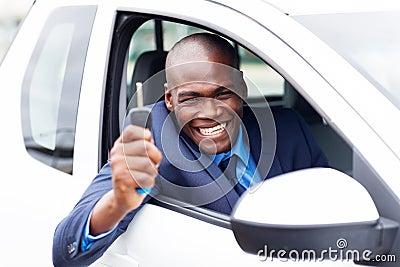 African vehicle buyer
