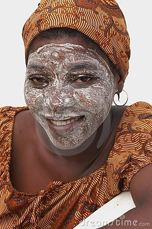 African woman Editorial Photo