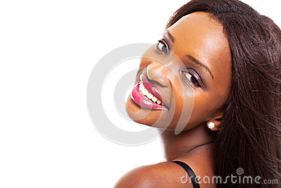 Stock Photo Beautiful Afro Woman On The Phone 107269907jpg | Male