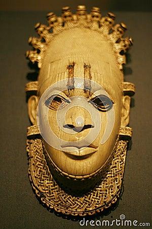 African wooden sculpture 2