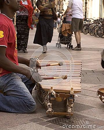 African xylophone (0329)