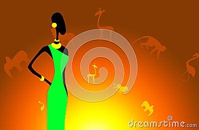 Africans motifs