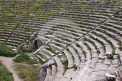 Afrodisias ancient stadium