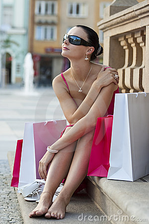Free After The Shops Stock Images - 9962314