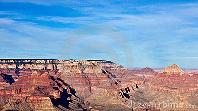 Afternoon at the Grand Canyon