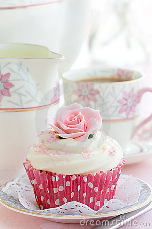Free Afternoon Tea Royalty Free Stock Image - 11625096