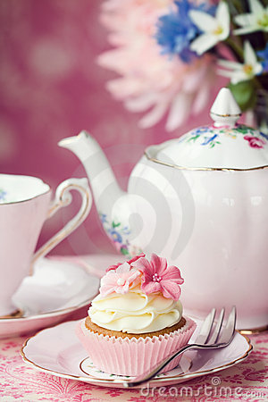 Free Afternoon Tea Royalty Free Stock Image - 13603126