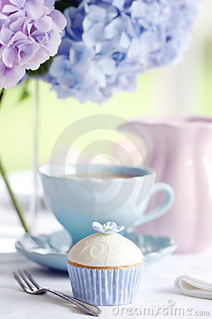 Free Afternoon Tea Royalty Free Stock Photos - 16140468