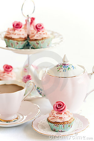 Free Afternoon Tea Stock Photos - 19418733