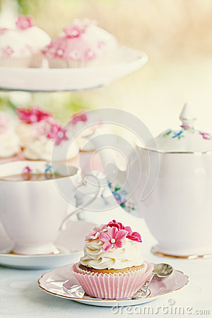 Free Afternoon Tea Royalty Free Stock Images - 29795739