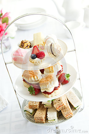 Free Afternoon Tea Royalty Free Stock Images - 70151129