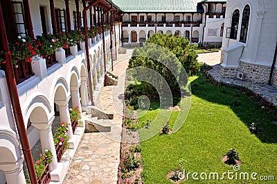 Agapia orthodox monastery details