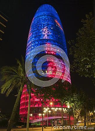 Agbar Tower 13