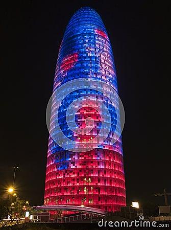 Agbar Tower 9