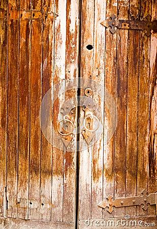 Age-Old Door