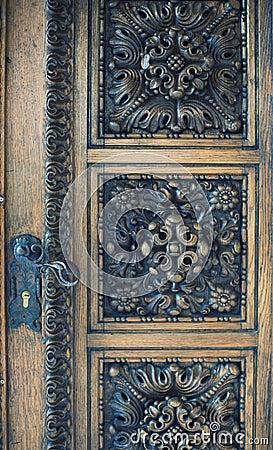 Age old door