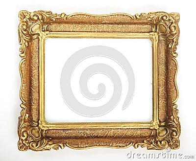 Aged frame