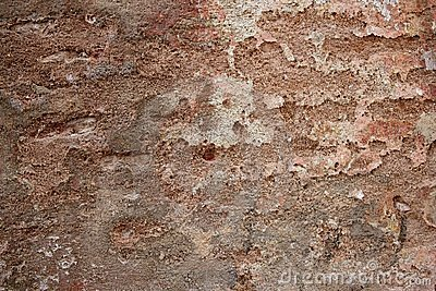 Aged grunge paint old wall background