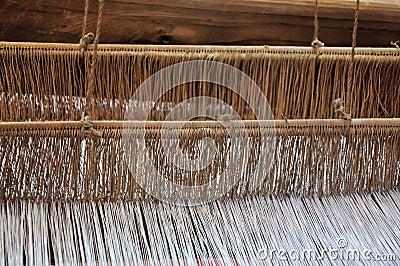 Aged loom