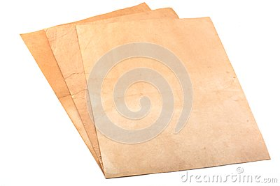 Aged pages