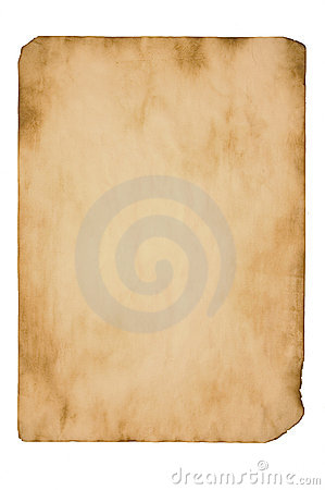Free Aged Paper Stock Image - 313591