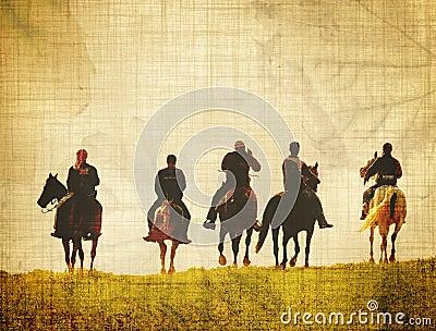 Aged riders