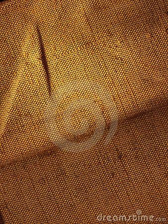 Aged Textured Canvas Cloth
