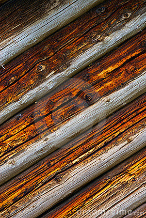 Aged tinted wood panel texture