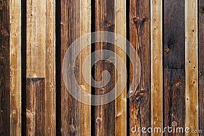 Aged Wood Plank Background