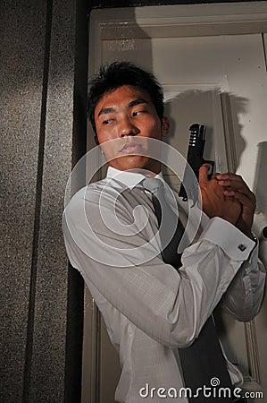 Agent/ Killer 5