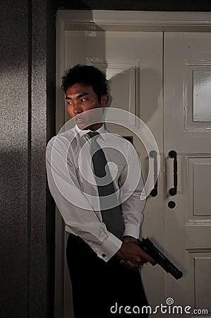 Agent/ Killer 9