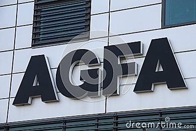 Agfa Editorial Image