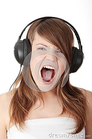 Aggressive music