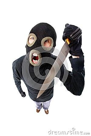 Aggressive terrorist